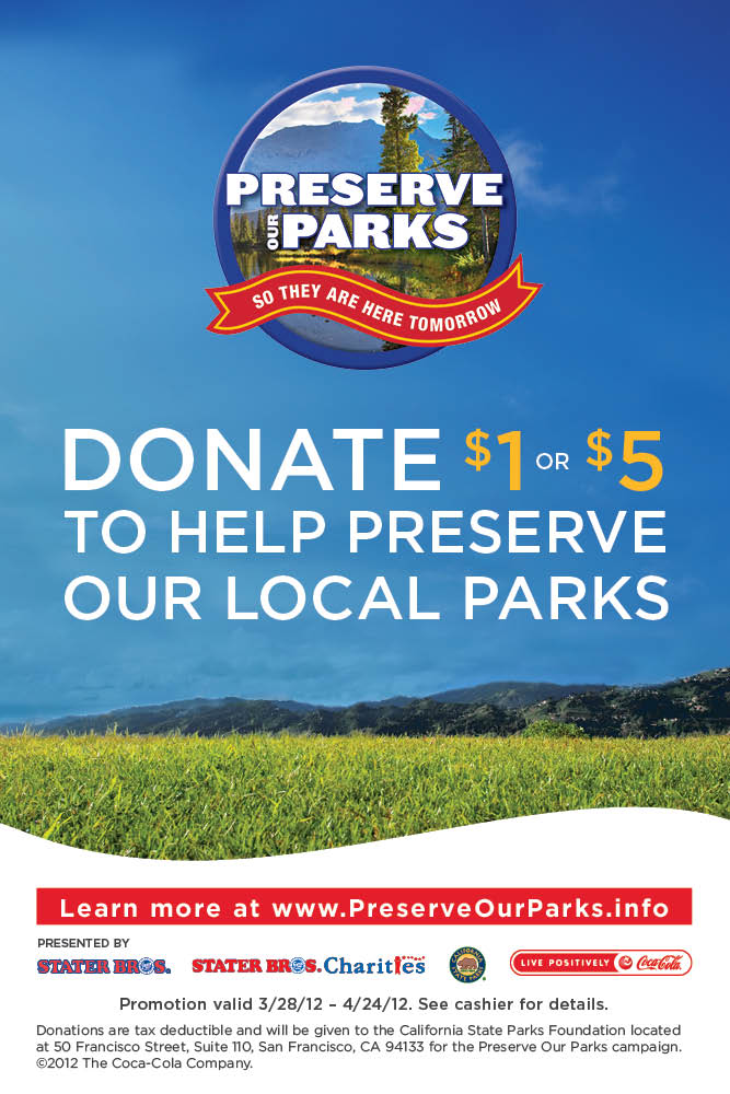 Coca-Cola Preserve Our Parks