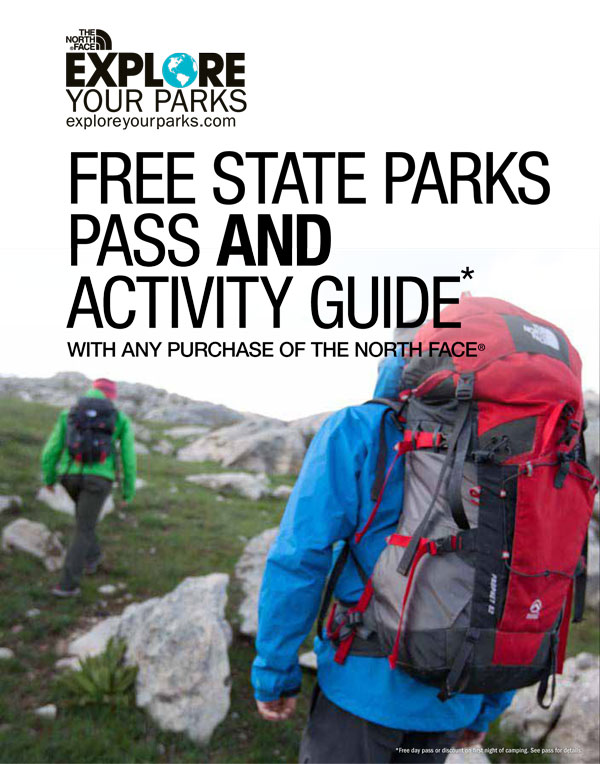 The North Face Explore Your Parks