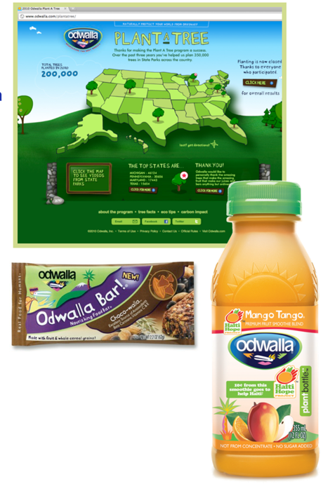 odwalla press release Odwalla inc - '8-k' for 7/23/98 - ex-99 - current report - seq 2 - press release dated july 23, 1998 - accession number 0000950149-98-001354 - filing - sec.