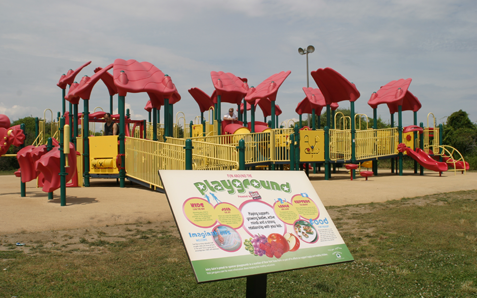 Juicy Juice Playgrounds