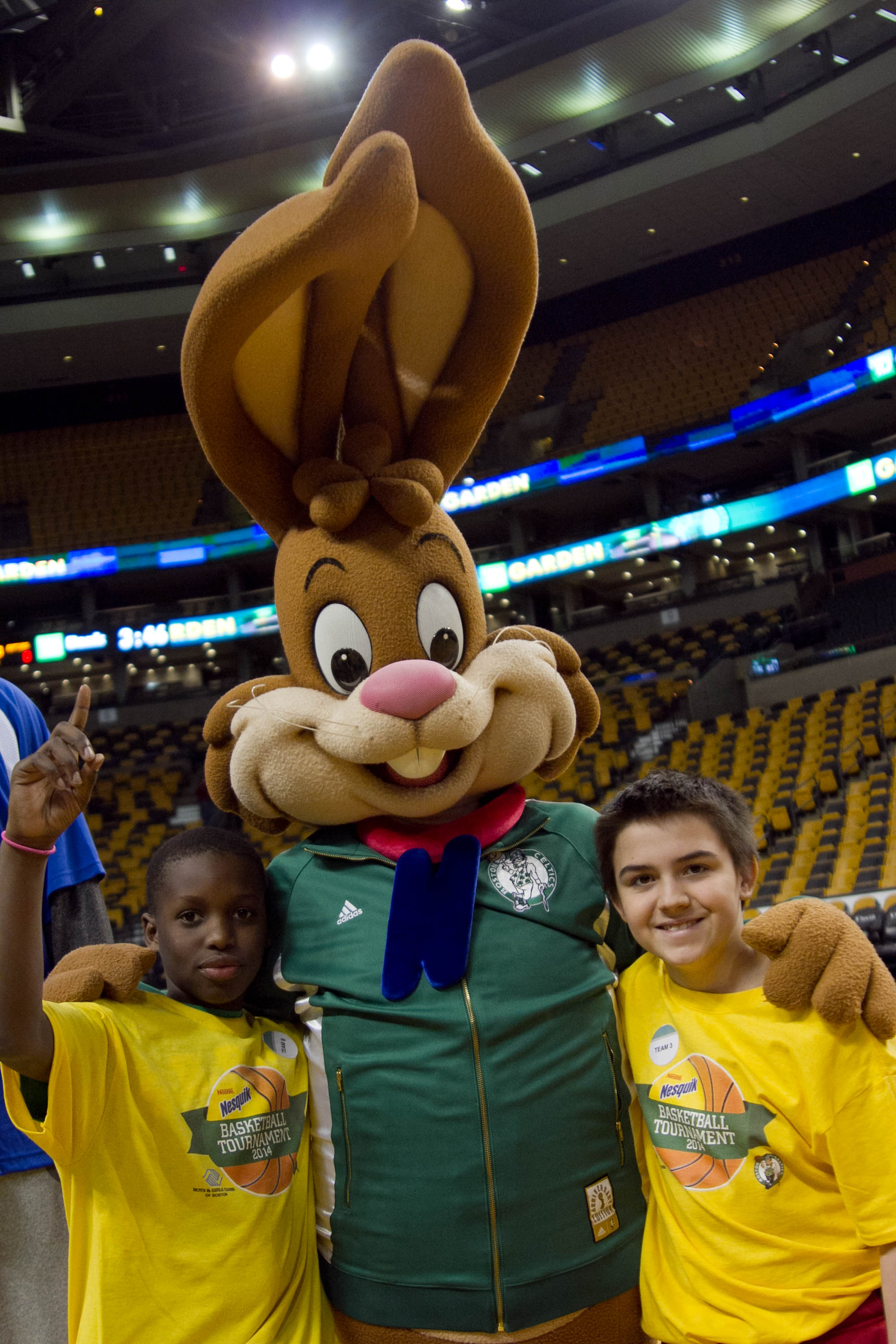 Nesquik – Refuel Boston