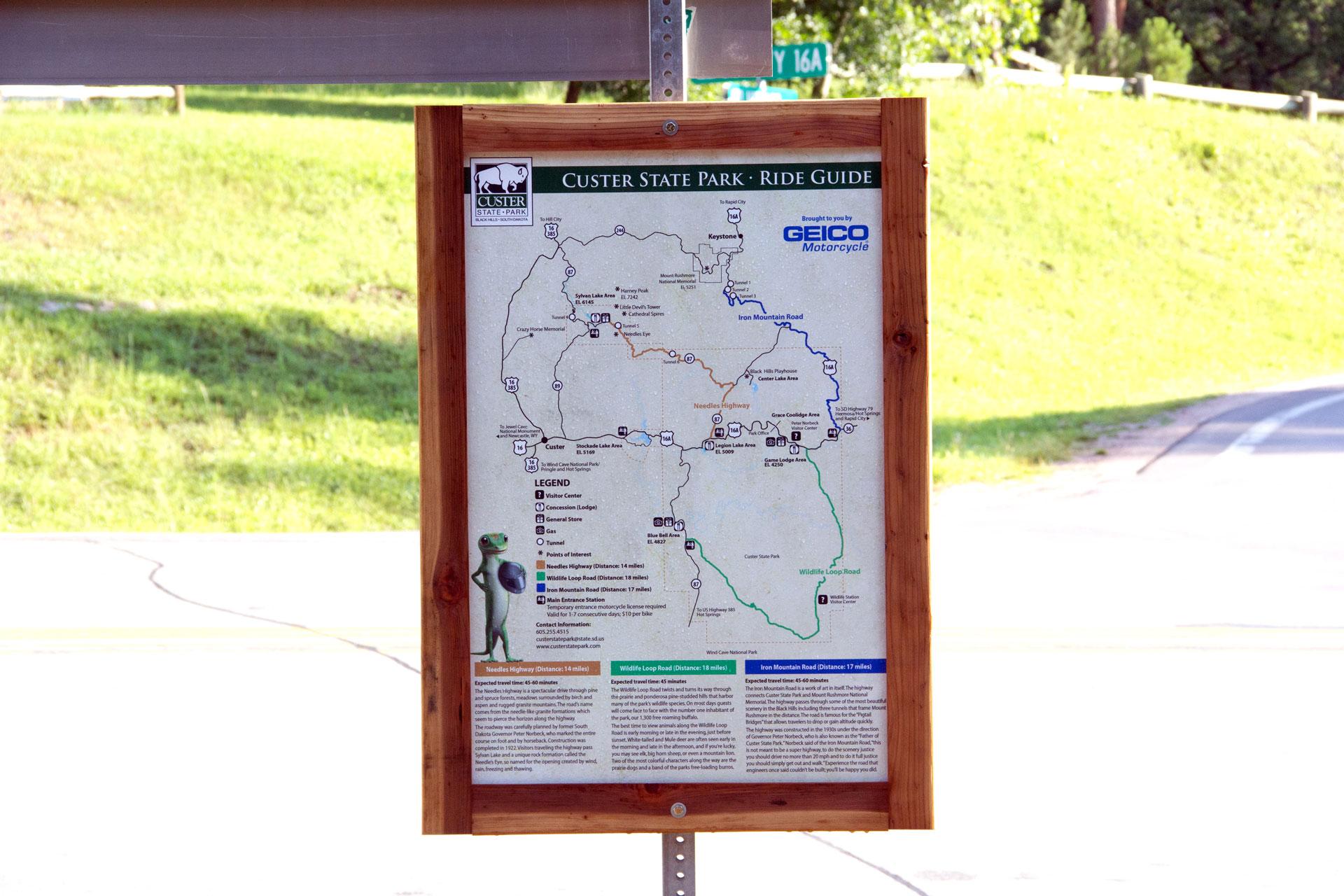 GEICO Roadtrips