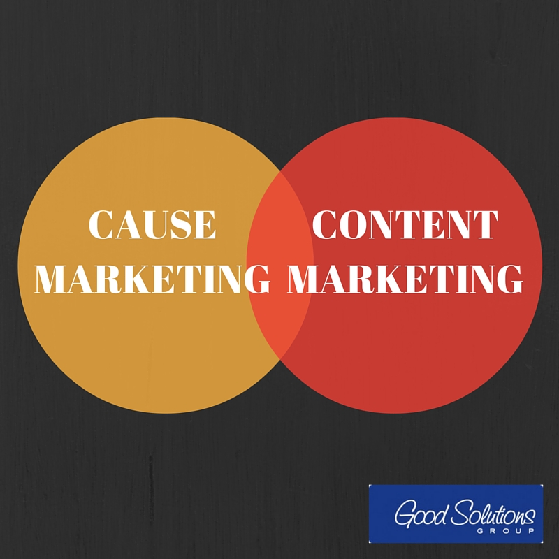 Good Solutions Group Cause Marketing Content Marketing