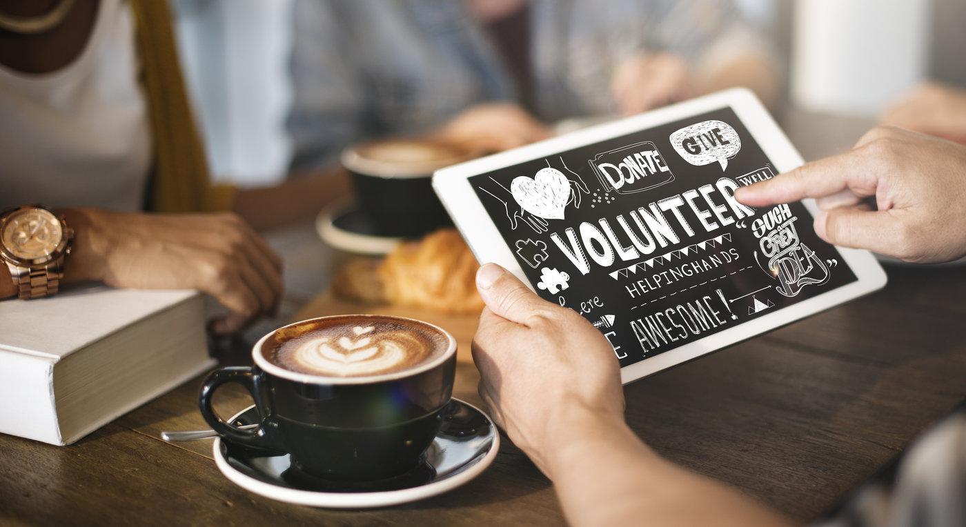 Cause Marketing Good Solutions Group Volunteer