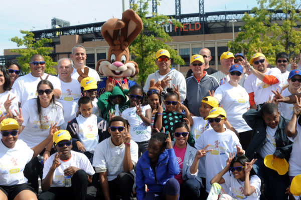 Nesquik 2013 Wiffle Ball Tournament at Citi Field in New York, Sunday, Sept. 15, 2013, benefiting Madison Square Boys & Girls Club.  (Photo by Diane Bondareff for Nesquik)
