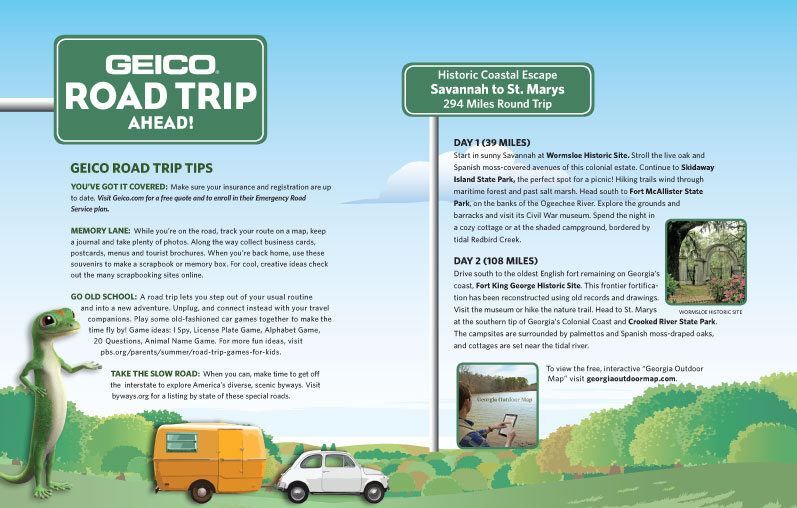 Geico Roadtrips Good Solutions Group