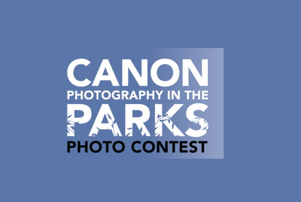 <strong>Canon</strong><br/><i> Photography in the Parks</i>