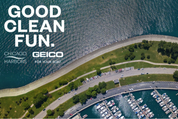 <strong>GEICO</strong><br/><i>Reaching Boaters in Chicago</i>